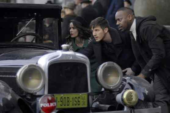 Source: Timeless // NBC