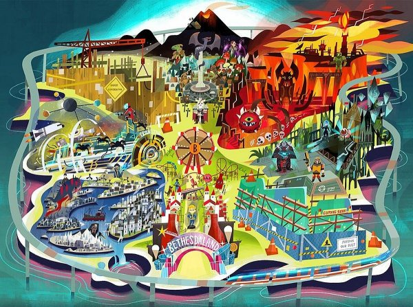 bethesda-e3-theme-park-teaser