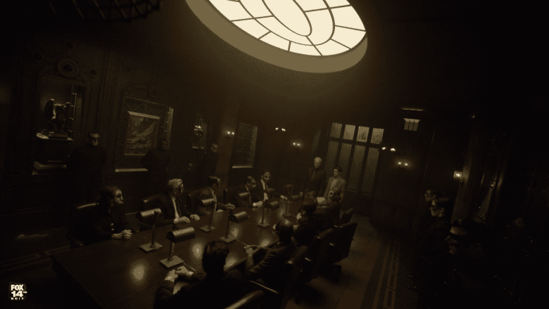 Court meeting