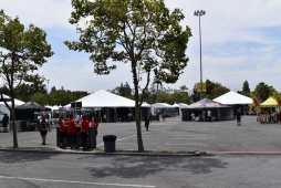 Outside vendor and exhibits area. Photo Source: Shannon Parola