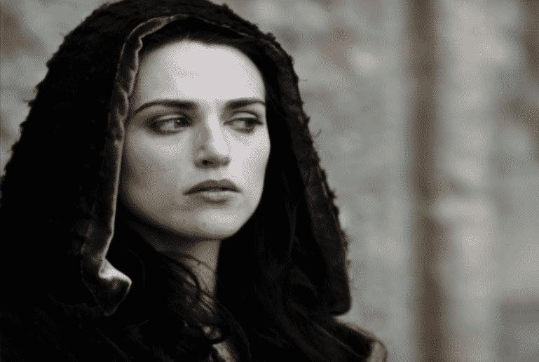 Evil wuju- Morgana