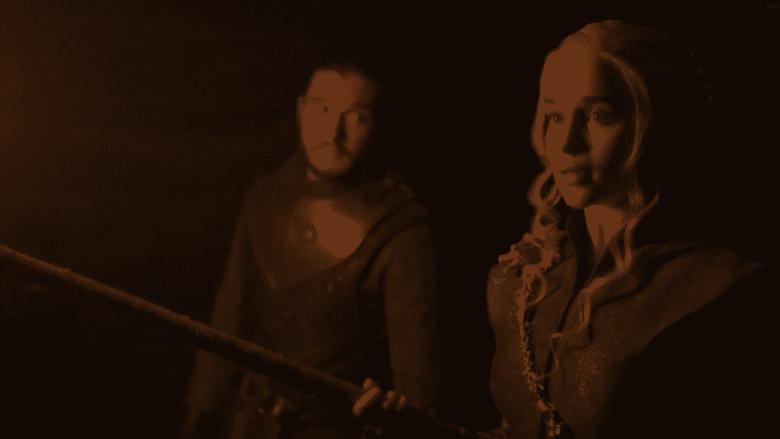 Jon and Dany