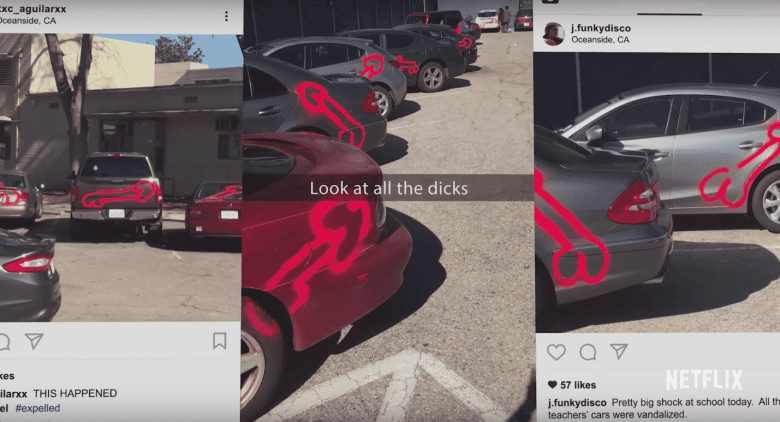 27 Dicks on Cars