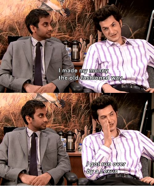 Jean Ralphio and Tom