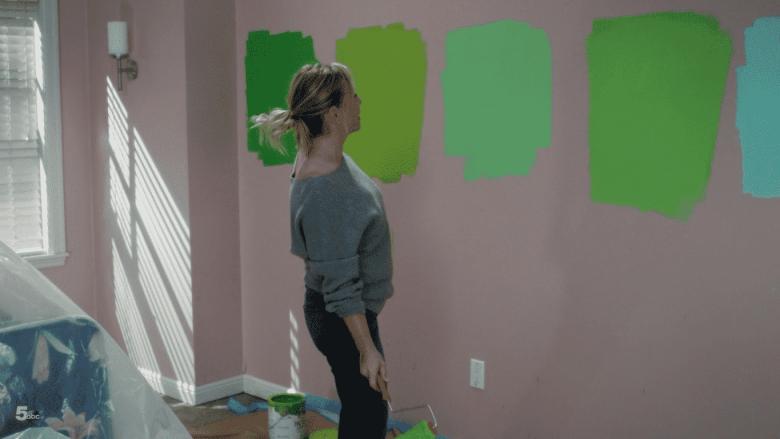 arizona green walls