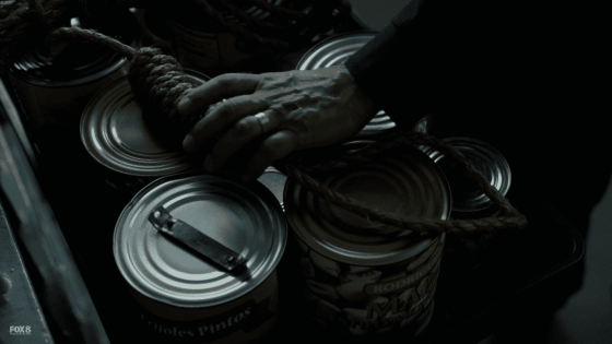 cans and noose