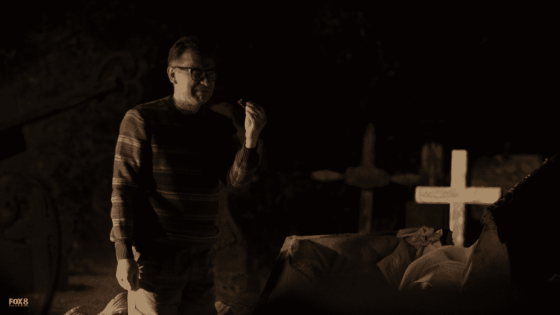 cemetery flesh