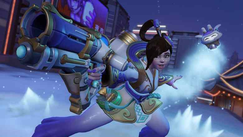 Overwatch-Blizzard Entertainment