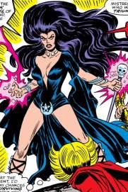 Hecate Marvel Comics 1977 Miss Marvel
