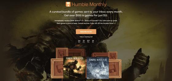 Humble DS3 Bundle
