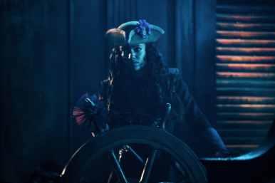 Maisie Richardson-Sellers as Amaya Jiwe/Vixen. Photo courtesy of DC Legends TV.