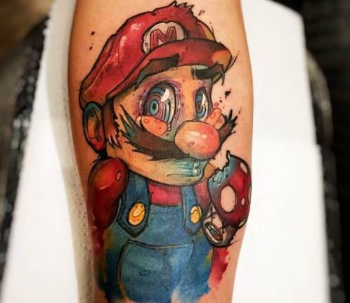Mario (Askideas.com)