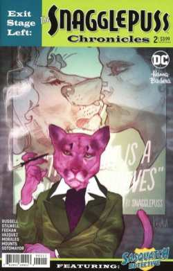 snagglepuss 2 cover