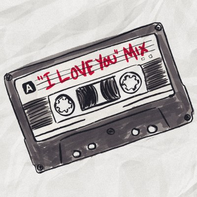 I Love You Mix Tape