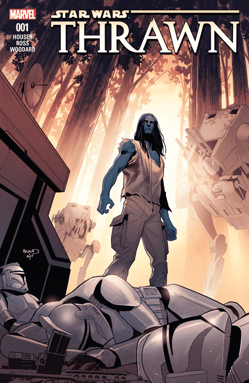 Thrawn Issue 1 Cover