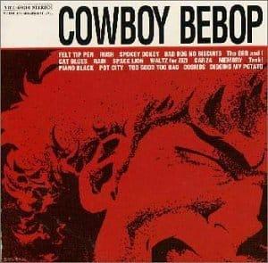 CowboyBebopSoundtrack