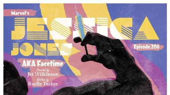 Jessica Jones 206 Poster copy