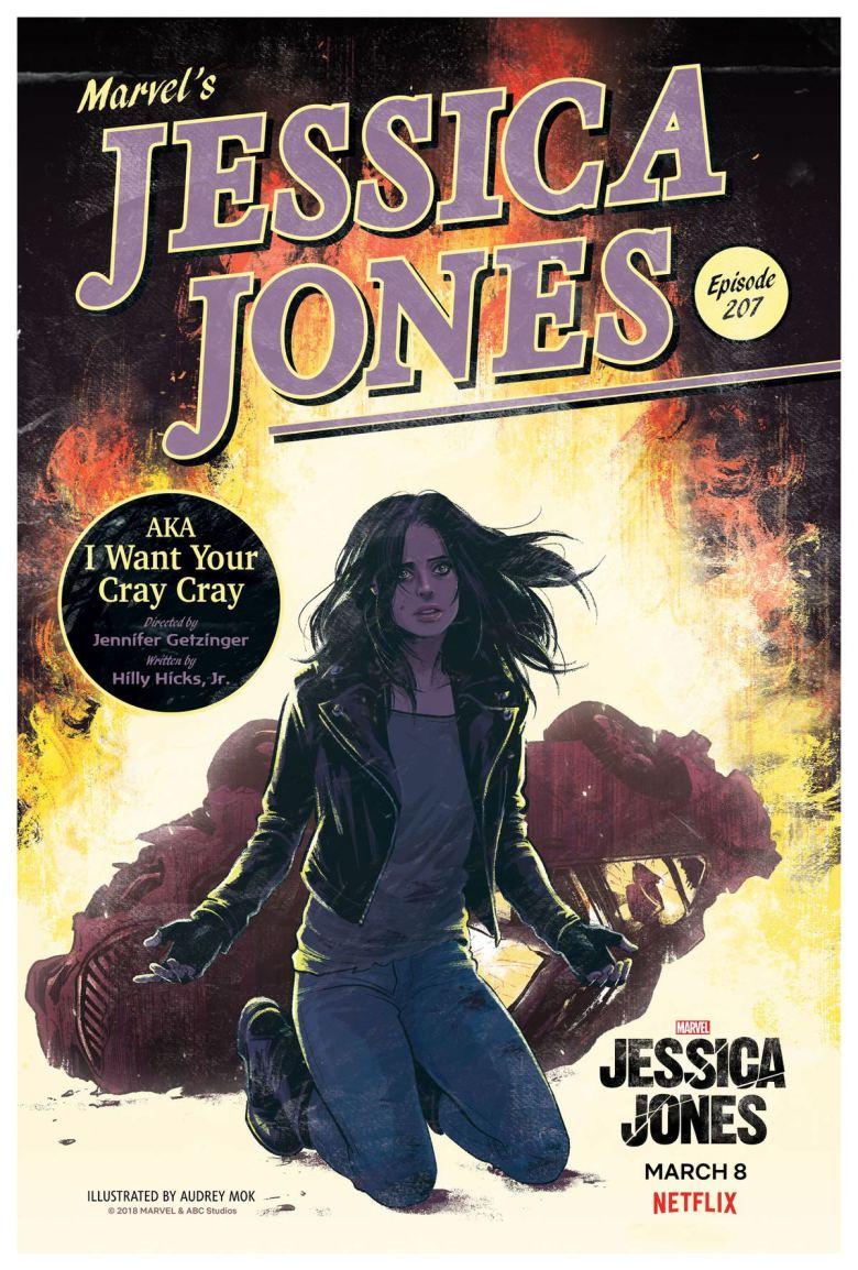 Jessica Jones 207 Poster