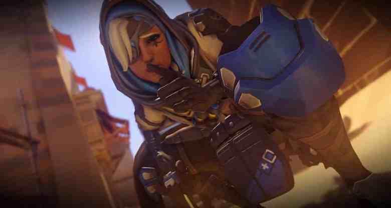 Overwatch- Blizzard Entertainment