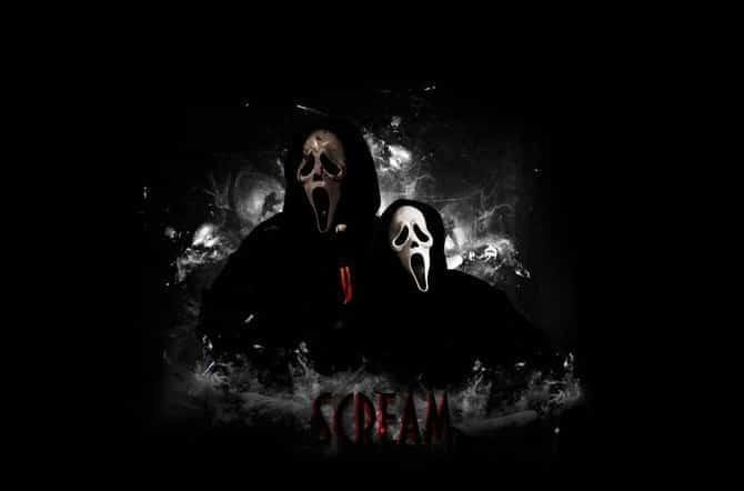 Screamblackpic
