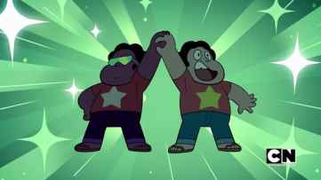 created by Blair, TGON - Steven Universe - Cartoon Network