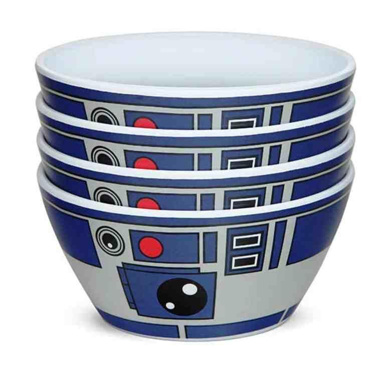 R2-D2 Bowl Set