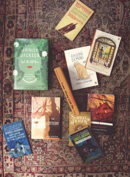 BooksofShirleyJackson