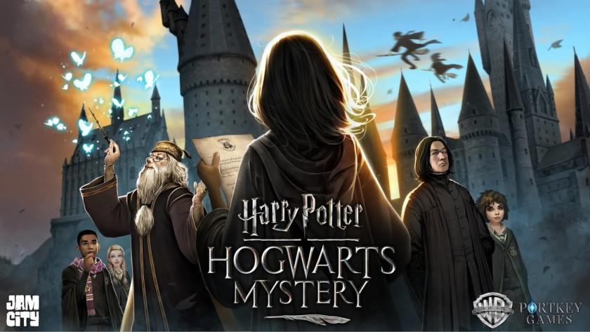 Harry-Potter Hogwarts A Mystery