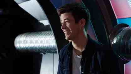 """The Flash """"Null and Annoyed"""" image"""