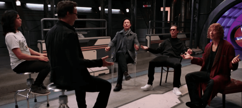 The Flash — Harry And The Harrisons