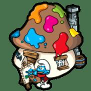 Painter Smurf. Photo: Smurfs.wikia.com
