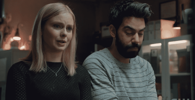Liv and Ravi on iZombie