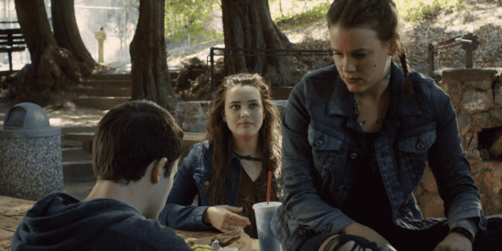 Clay, skye and Hannah