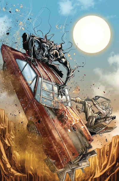 Cover for Old Man Hawkeye #6