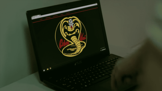 cobra kai website