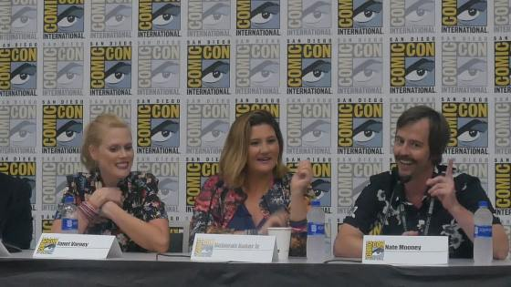 Stan Against Evil Panel SDCC 2018