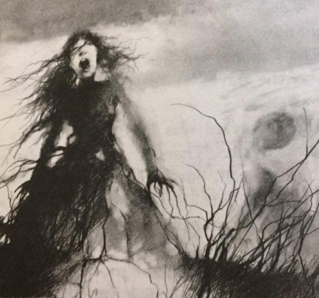 Scary Stories to Tell in the Dark, Alvin Schwartz: Harper Trophy