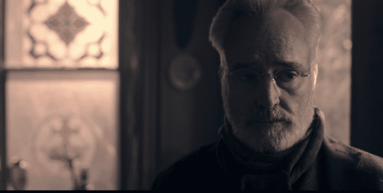 """Bradley Whitford as Commander Lawrence on The Handmaid's Tale """"Postpartum"""""""