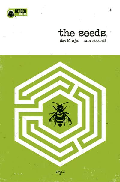 Cover to The Seeds #1
