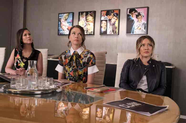 """""""Younger"""" Ep. 509 (Airs 8/07/18)"""