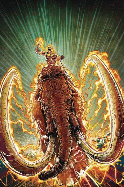 Cover for Avengers #7