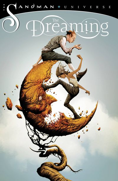 Cover for Dreaming #1