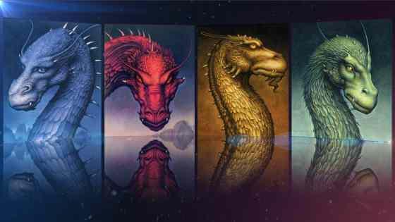 Eragon Banner INterview GEEK GIRL