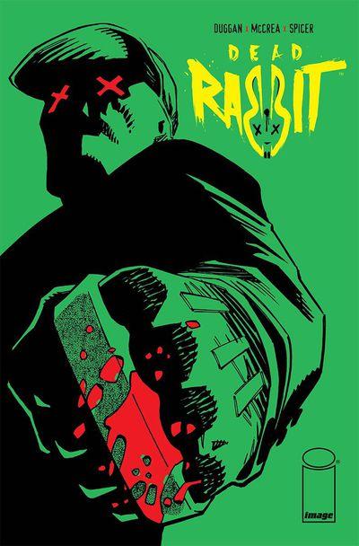 Cover for Dead Rabbit #1