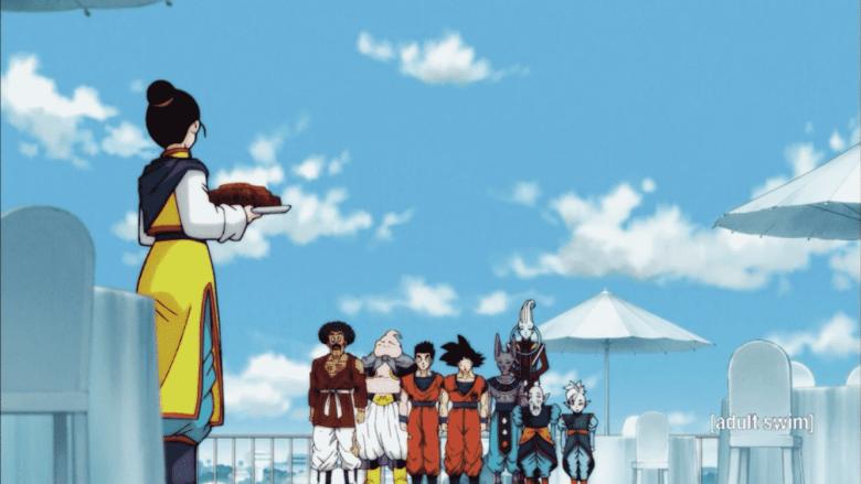 Dragon Ball Super — Episode 83