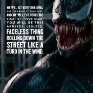 Venom Movie Quote Photo Source: The Game of Nerds
