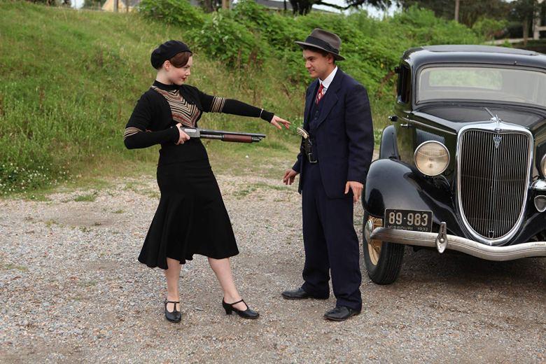 Bonnie and Clyde Photo via Vulture.com