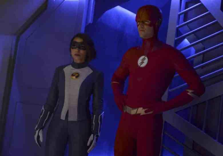 The Flash 507