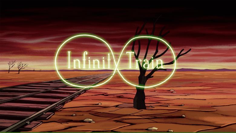 Infinity Train (Title Card)