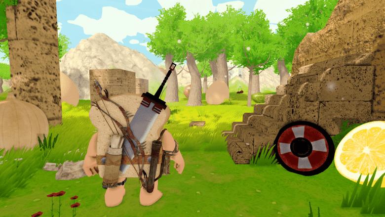 The Adventures of Bread Man screenshot